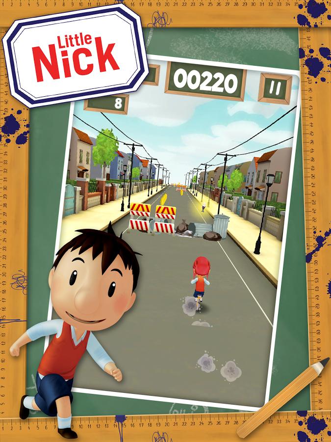 The Little Nicholas