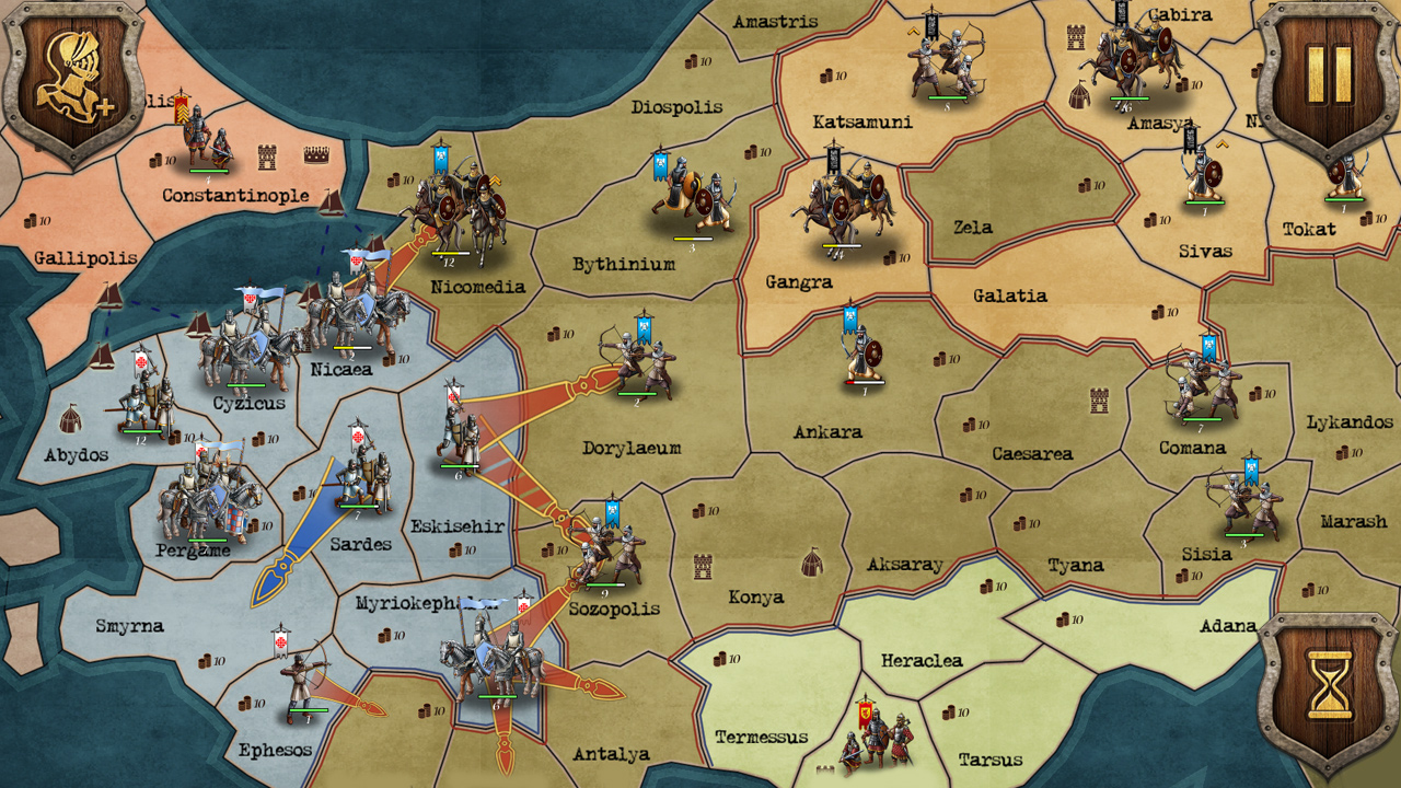 Strategie and Tactics  Medieval Wars