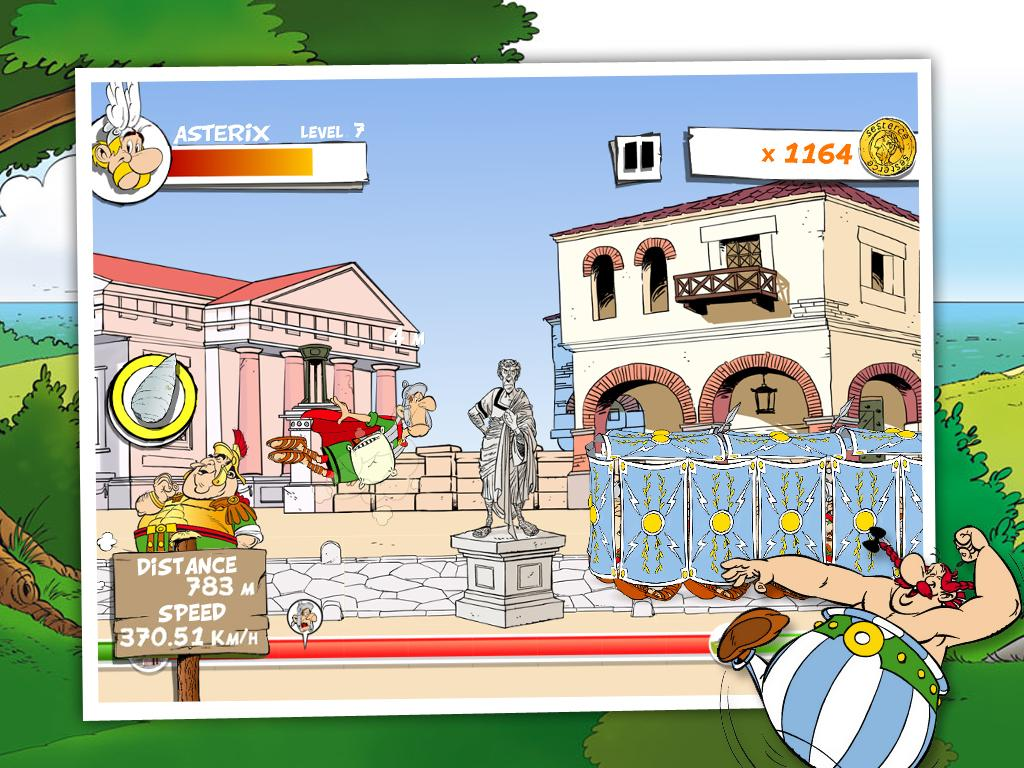 Asterix Megaslap