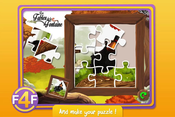 My Puzzles - Fables