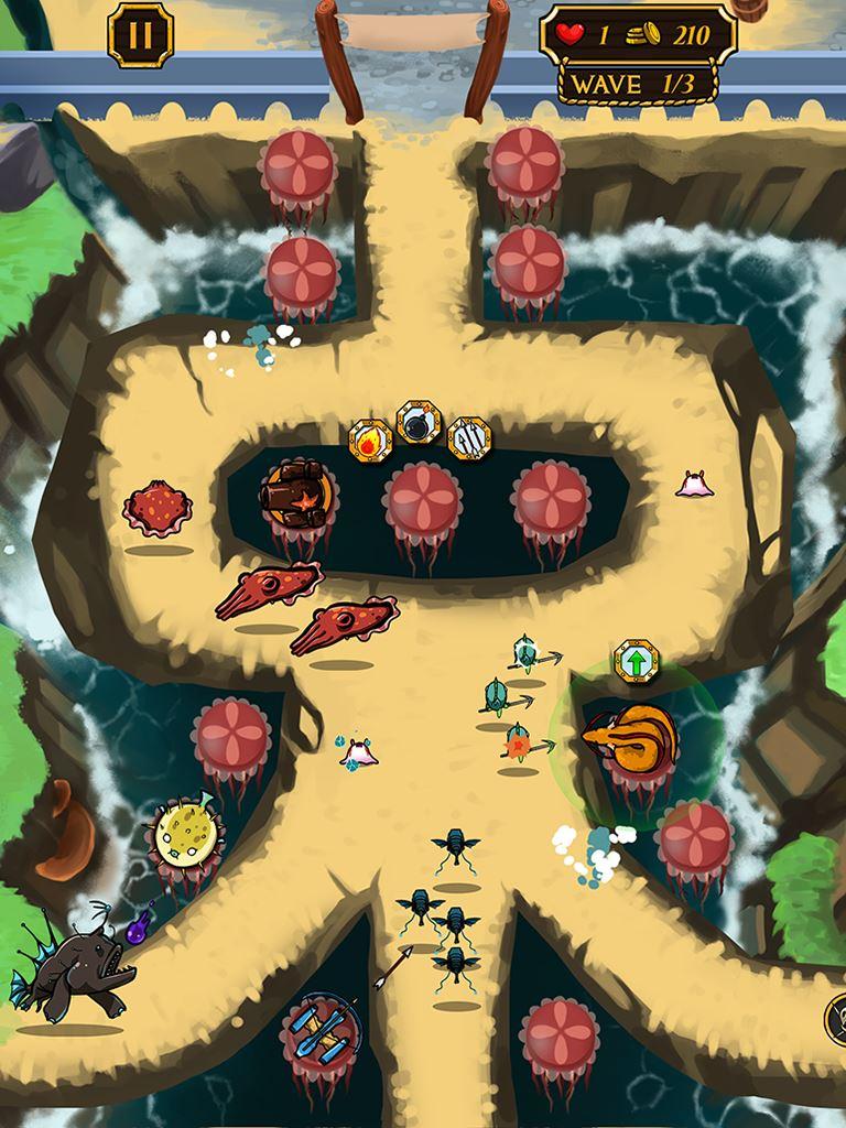 Tower Defense FishAttack