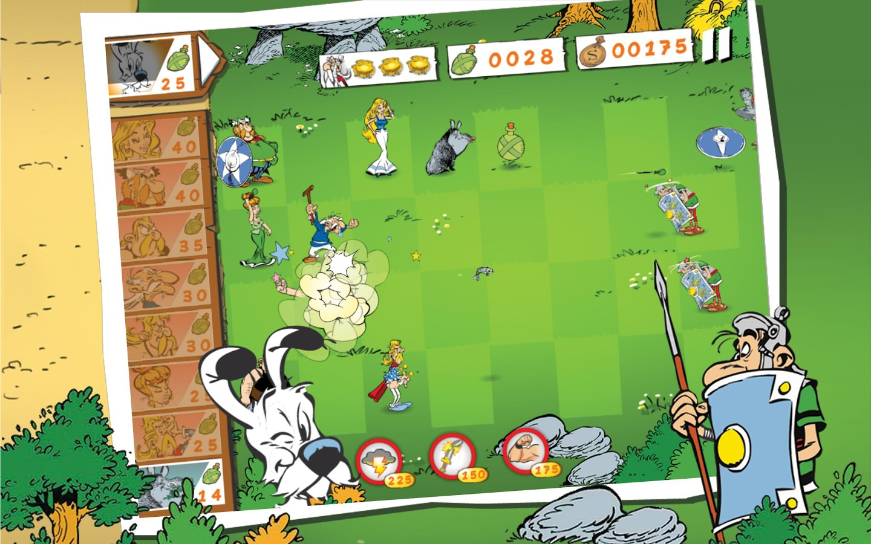 Asterix: Total Retaliation