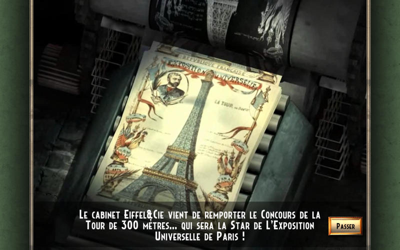 Monument Builders - Tour Eiffel