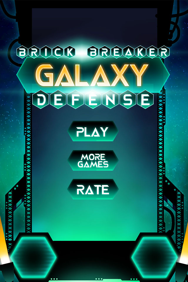 Brick Breaker GD