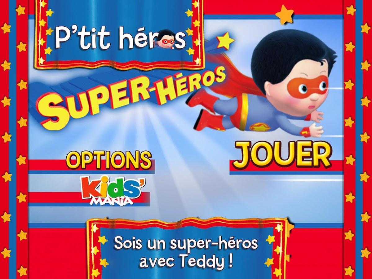 Super-Héros - Ptit Héros